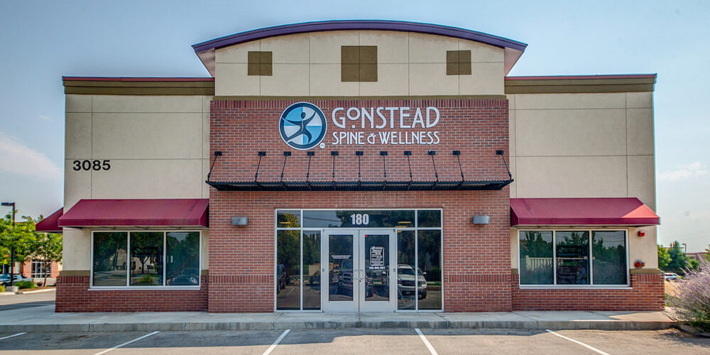 gonstead spine and wellness building