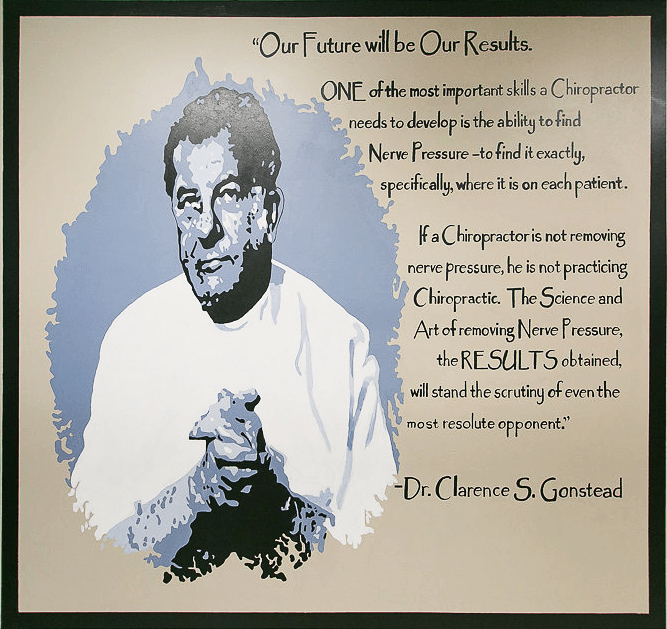 gonstead spine and wellness quote by clarence gonstead